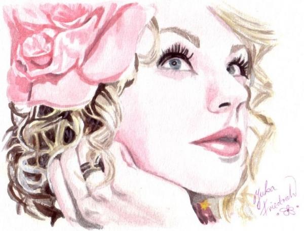 Taylor Swift by Yuka